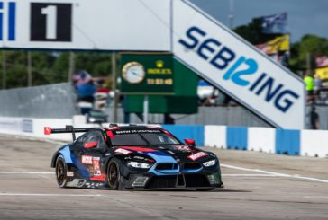 12 Hours Sebring: Title win in the Michelin Endurance Cup and runner-up positions in the GTLM championships for BMW Team RLL