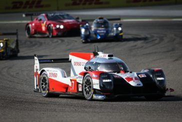Toyota Gazoo Racing one two in Bahrain secures drivers' title