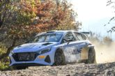 Hyundai Motorsport begins testing with the new i20 N Rally2