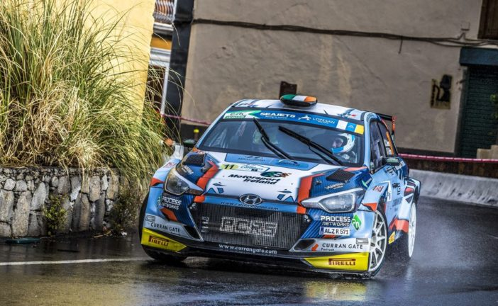 Excitement builds as 2021 ERC changes get FIA World Motor Sport Council approval