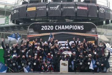 WRC – Hyundai Motorsport gewinnt erneut Herstellertitel in der WRC*