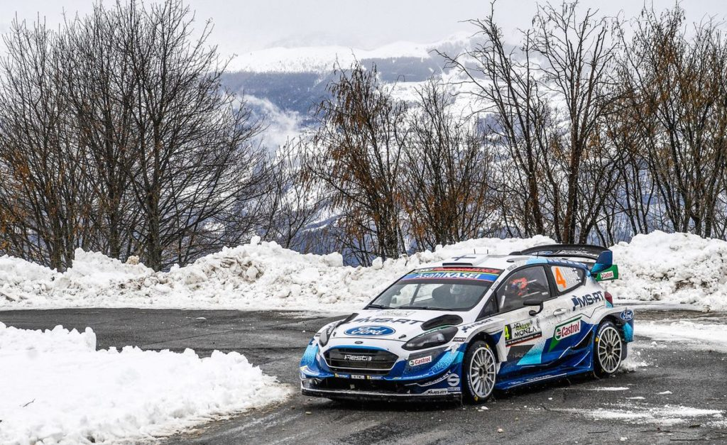 WRC - Lappi still in the Fight