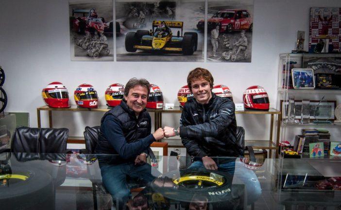 Ralph Boschung rejoint Campos Racing pour la saison 2021 de Formule 2