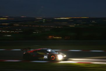 Audi Sport second in the Kyalami 9 Hour race