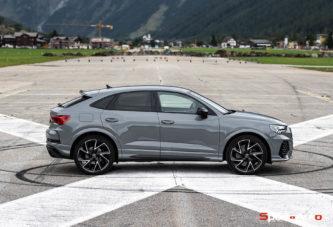 Essai – Audi RS Q3 Sportback