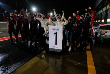 BMW's Farfus and Catsburg win Kyalami 9 Hour and Drivers' title; Porsche crowned Manufacturers' Champions