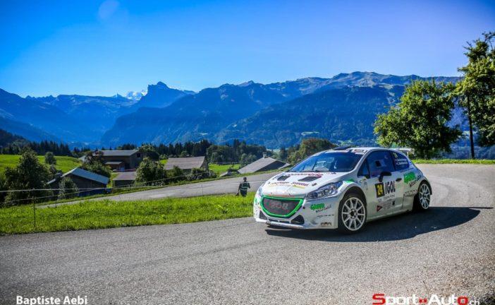 Premières infos officielles du championnat Suisse des Rallyes