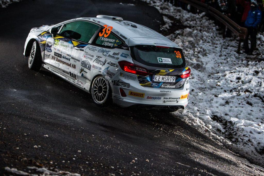 FIA Junior WRC - Kristensson Close to Championship Success