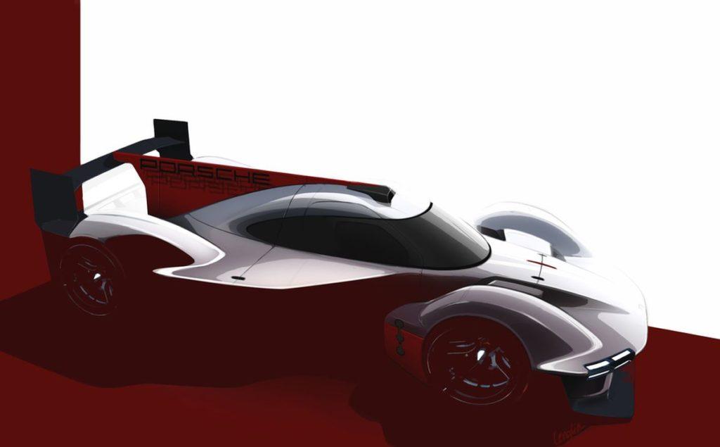 Retour de Porsche aux 24 Heures du Mans 2023 avec un prototype LMDh