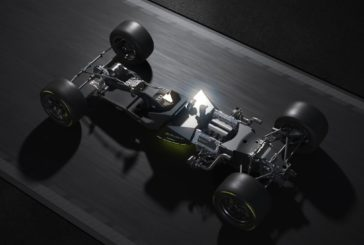 Peugeot and Total reveal details of their LMH Powertrain for the FIA World Endurance Championship