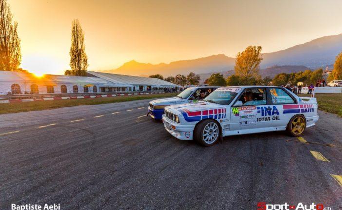 Présentation du nouveau site de l'association suisse des rallyes historiques