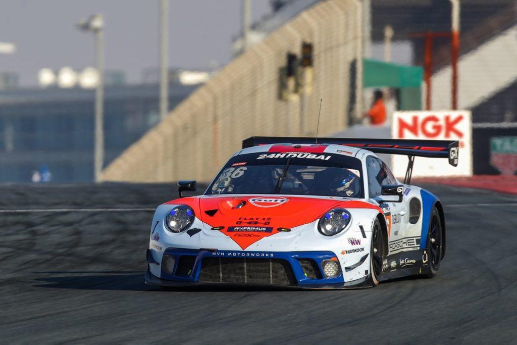 24h de Dubai - GPX Racing s'impose à domicile, beaux résultats des Helvètes en ce début de saison