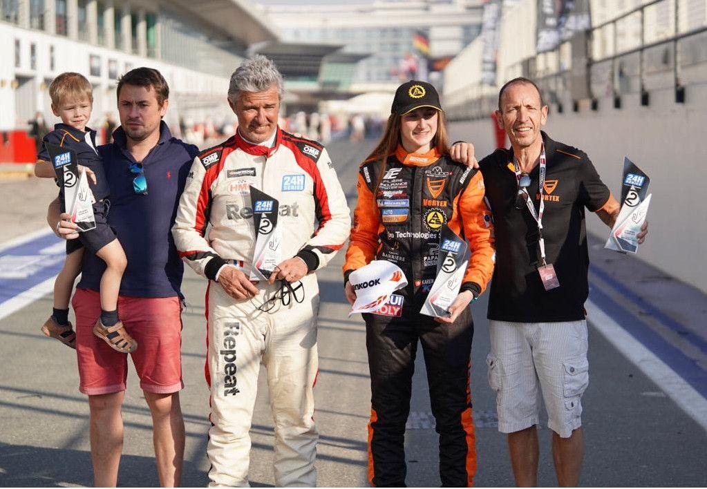 Chronique Karen Gaillard : Retour sur notre podium aux 24h de Dubaï!