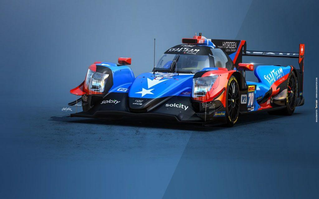 Realteam Racing s'engage en FIA WEC avec une LMP2 et un équipage de choc