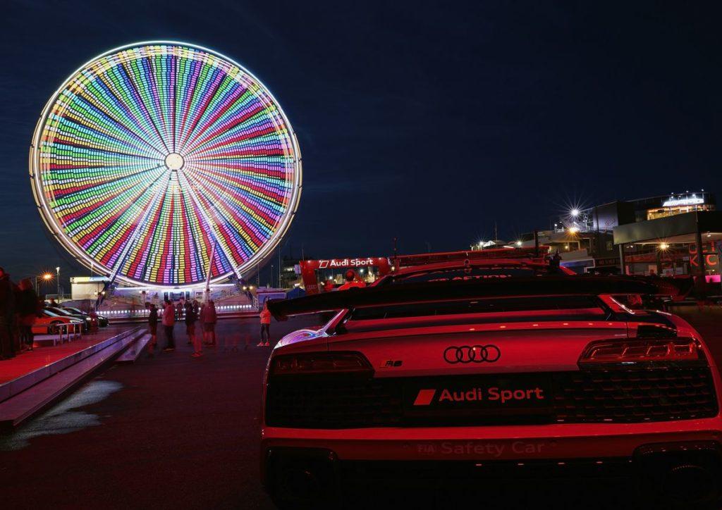 Rahel Frey, Nico Müller et Patric Niederhauser continuent avec Audi Sport en 2021