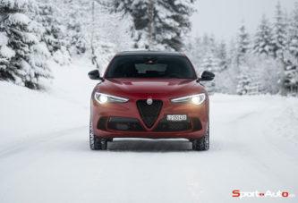 Essai – Alfa Romeo Stelvio Quadrifoglio MY2020