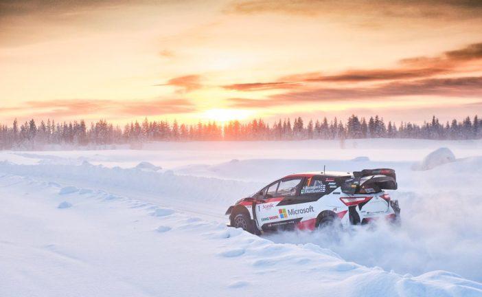 L'Artic Rally Finland rejoint le calendrier du WRC