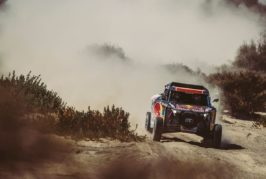 Dakar – Cristina Gutiérrez keeps her cool to claim memorable Stage One win