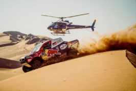 Dakar – Three-time champion Al-Attiyah banks Stage Two victory to move up