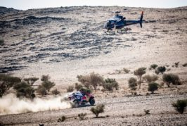 Bike trio back on track in Saudi Arabia as Price wins Stage Three, Legends Al-Attiyah impress in Dakar Rally