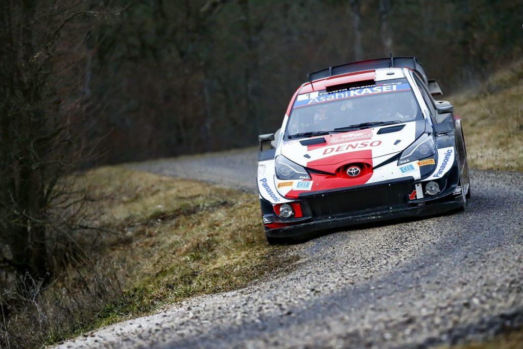 WRC - Sébastien Ogier remet les pendules à l'heure