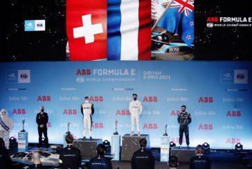 Formule E - Des fortunes diverses pour les pilotes suisses à Diriyah