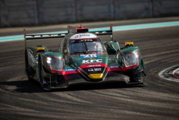 Asian Le Mans Series – Jota s'impose à Yas Marina, Simon Trummer au pied du podium