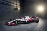F1 – Saison 2021: Découvrez la nouvelle et élégante Alfa Romeo Sauber