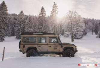 Land Rover Defender – Duel intergénérationnel