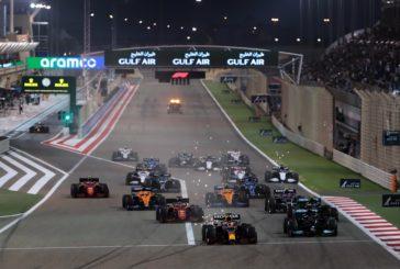 F1 – GP de Bahreïn : L'image du jour