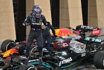 F1 – GP de Bahreïn : Lewis Hamilton gagne à l'arraché face à Max Verstappen