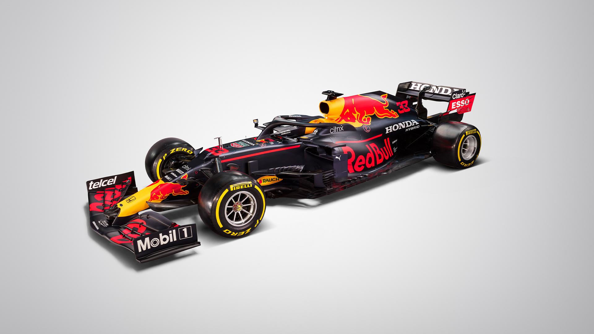 @Credits Red Bull Racing 2021