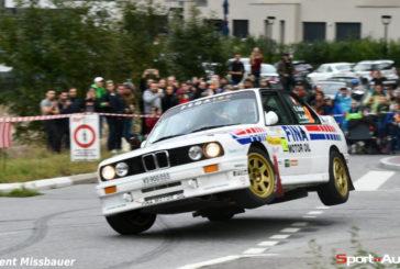 Le Rallye international du Valais intègre le Championnat d'Europe des rallyes historiques FIA