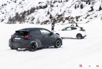 Toyota GR Yaris - Drift en Pack Premium vs Pack Circuit