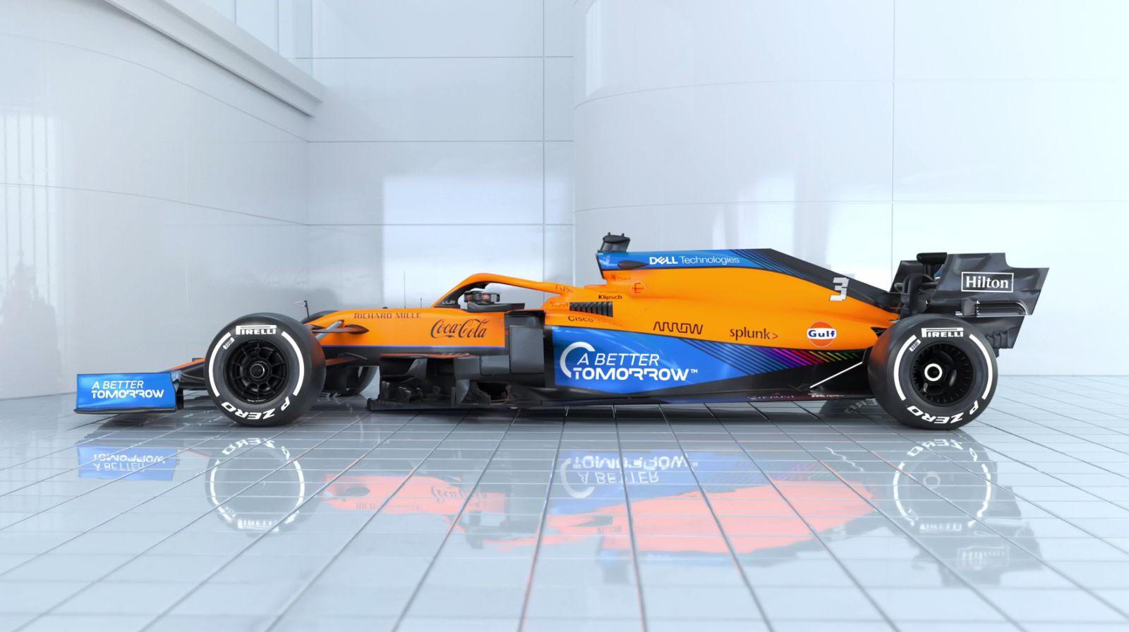 @Credits McLaren Racing