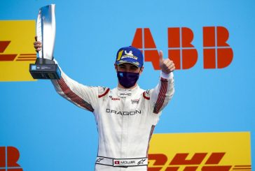 Formule E - Nico Müller, 2e à la surprise générale à Valence!