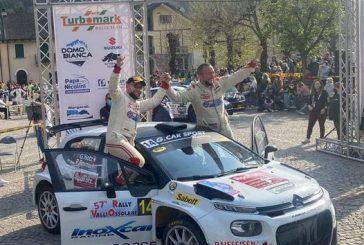 Grégoire Hotz et Pietro Ravasi sur le podium en Italie