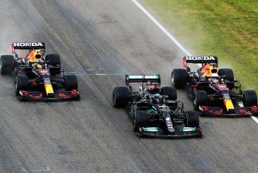 F1 – GP d'Emilie Romagne: L'image du jour