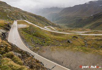 Les plus grands cols de Suisse - Col du Nufenen