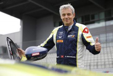 Pascal Bachmann de retour en  GT4 European Series avec Street-Art Racing  (Aston Martin)