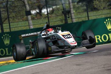 Formula Regional Europe – Grégoire Saucy s'impose à Imola