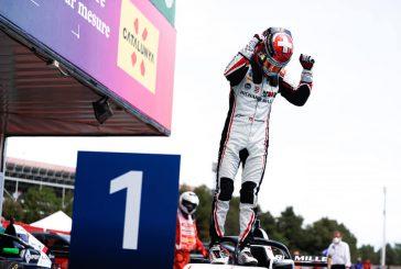 Formula Regional Europe – Coup double pour Grégoire Saucy en Espagne