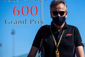 F1– Les Carnets de route 2021: Le 600ème GP de Steve Domenjoz (Episode Espagne)