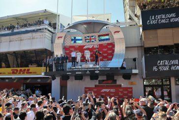 F1 – GP d'Espagne: L'image du jour