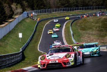 Patrick Pilet et ses coéquipiers remportent la dernière répétition avant les 24h du Nürburgring