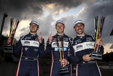 Fabio Scherer: «C'est incroyable, c'est ma première victoire en LMP2»