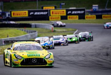 ADAC GT Masters – Raffaele Marciello et Maximilian Buhk dominent la première course de la saison