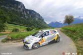 Rallye du Chablais :  Walter / Raincourt remportent le Trophée Michelin Suisse.