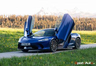 Essai - McLaren GT