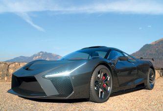 Morand Cars lance la production du premier modèle hybride début 2023
